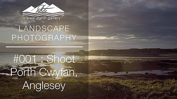 #001: Porth Cwyfan, Anglesey, North Wales