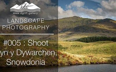 #005: Llyn y Dywarchen, Snowdonia, North Wales