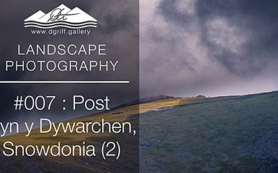 #007: Lightroom and Photoshop Post Processing
