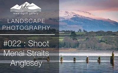#022: Menai Straits, Anglesey, North Wales