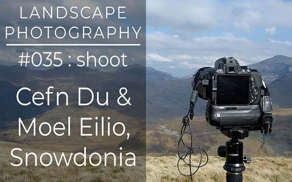 #035: Views from Moel Eilio, Snowdonia, North Wales