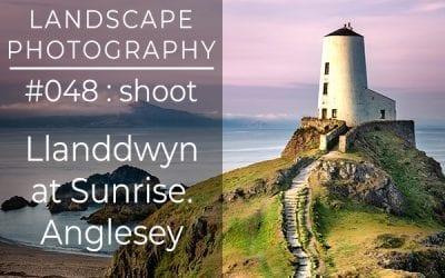 #048: Landscape Photography. Sunrise at Llanddwyn Island, Newborough, Anglesey, North Wales