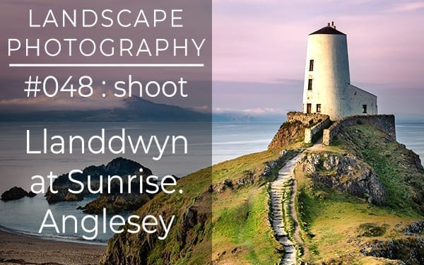 #048: Landscape Photography. Sunrise at Llanddwyn Island, Newborough, Anglesey, North Wales