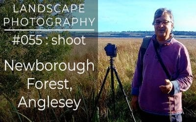 #055: Landscape Photography at Newborough Forest, Anglesey, North Wales