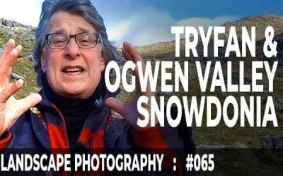 #065: Landscape Photography of Tryfan, Ogwen Valley, Snowdonia, Wales