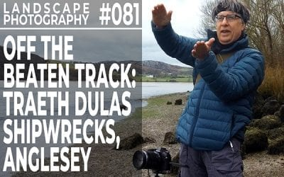 #081: Landscape Photography – Traeth Dulas Shipwrecks, Anglesey, Wales