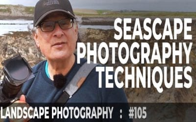 #105: Seascape Photography Techniques at Aberffraw, Anglesey