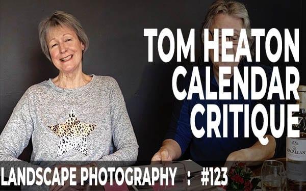 Thomas Heaton Calendar Critique (Ep #123)