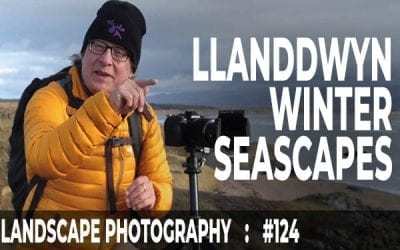 Llanddwyn Island Winter Seascapes (Ep #124)