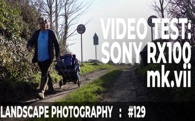 Sony RX100 mk vii Video Test (Ep #129)
