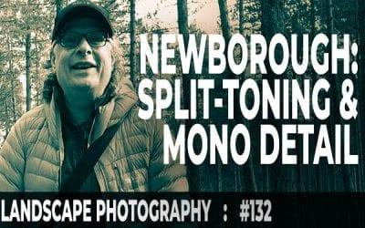 Newborough Forest: Split-Toning & Mono Detail (Ep #132)