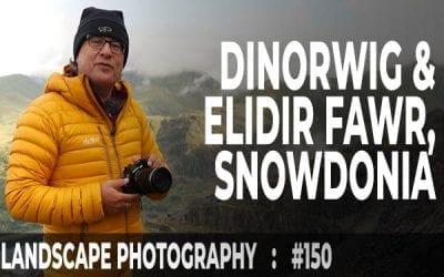 Landscape Photography: Dinorwig & Elidir Fawr, Snowdonia (Ep #150)
