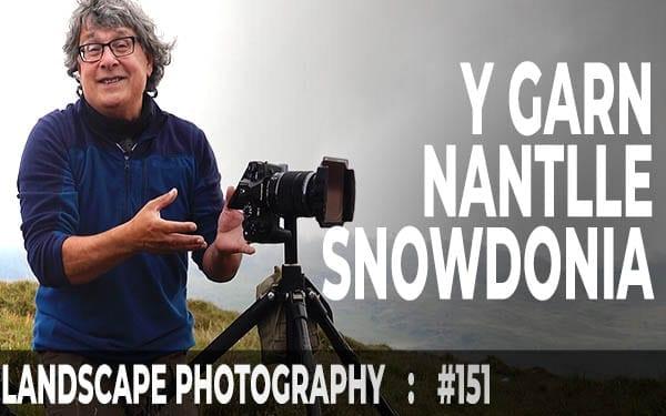 Y Garn, Nantlle Ridge, Snowdonia (Ep #151)