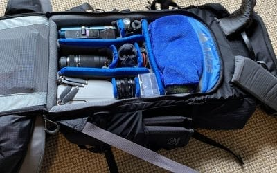 How I finally decided on a camera bag!