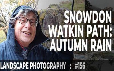 Snowdon Watkin Path: Autumn Rain (Ep #156)