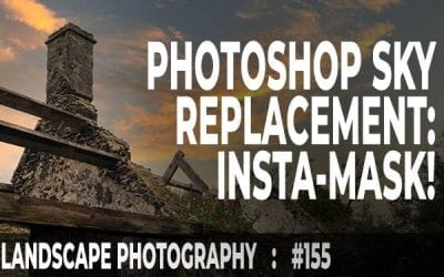 Photoshop 2021 Sky Replacement (Ep #155)
