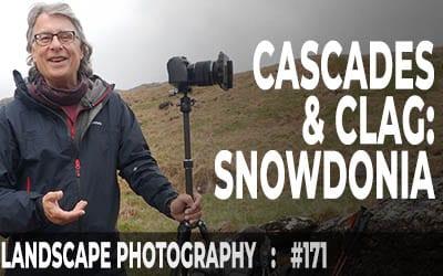Snowdonia: Cascades and Clag (Ep #171)